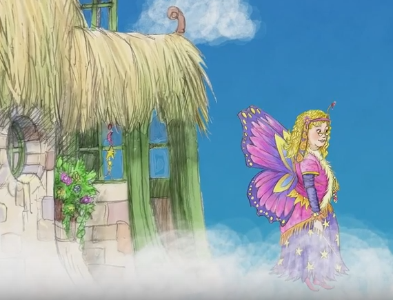 The Divinely Clueless Fairy Godmother